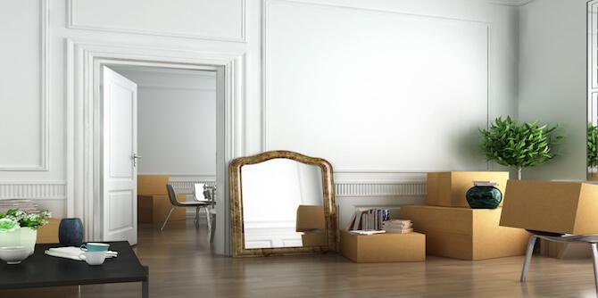 débarras suite à un déménagement d'appartement